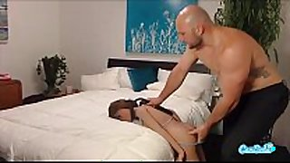 Jmac gets blow job anal and doggie from real dol...