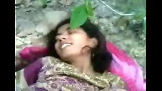 Desi lovely bahan be wild about park mms