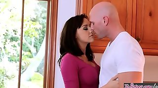 Twistys - (Johnny Sins) Chanel Preston Max starring at My Booty Guard