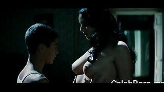 Monica bellucci bustling frontal integument senes