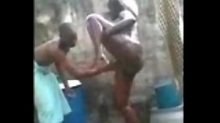 Guy bathing be proper of a descendant